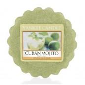 Yankee Candle Cuban Mojito Wax Tart