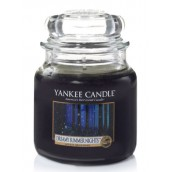 Yankee Candle Dreamy Summer Nights Geurkaars Medium Jar Candle (90 branduren)