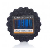 Yankee Candle Dreamy Summer Nights Wax Tart (8 Geururen)