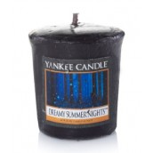 Yankee Candle Dreamy Summer Nights Geurkaars Votive Sampler (15 branduren)