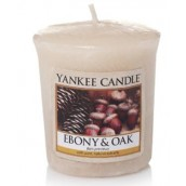 Yankee Candle Ebony and Oak Geurkaars Votive Sampler
