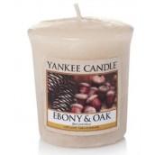 Yankee Candle Ebony and Oak Geurkaars Votive Sampler