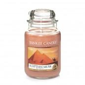 Yankee Candle Egyptian Musk Geurkaars Large Jar Candle (150 branduren)