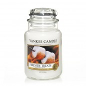 Yankee Candle Fireside Treats Geurkaars Large Jar Candle (150 branduren)