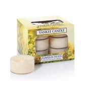 Yankee Candle Flowers in the Sun Tea Lights (6 branduren)