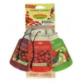 Yankee Candle Fruit a Licious Mix Car Jar 3-pack