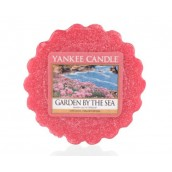 Yankee Candle Garden by the Sea Wax Tart