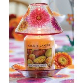 Yankee Candle Gerbera Crackle Small Shade And Tray