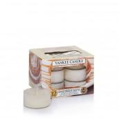 Yankee Candle Gingerbread Maple Tea Lights (6 branduren)