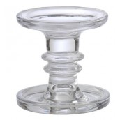 Yankee Candle Glass Candle Stand Small
