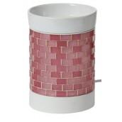 Yankee Candle Glitter Glow Pink Melt Warmer