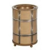 Yankee Candle Golden Etched Glass Melt Warmer