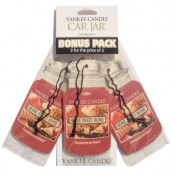 Yankee Candle Home Sweet Home Car Jar 3-pack