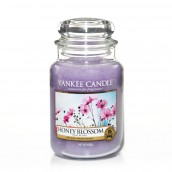 Yankee Candle Honey Blossom Geurkaars Large Jar Candle (150 branduren)