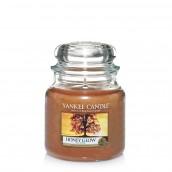Yankee Candle Honey Glow Geurkaars Medium Jar Candle (90 branduren)