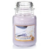 Yankee Candle Honey Lavender Gelato Large Jar