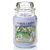 Yankee Candle Hydrangea Large Jar