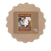 Yankee Candle Iced Gingerbread Wax Tart