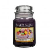 Yankee Candle Jelly Beans Geurkaars Large Jar Candle (150 branduren)