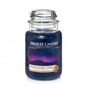 Yankee Candle Kilimanjaro Stars Geurkaars Large Jar Candle (150 branduren)