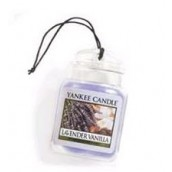 Yankee Candle Lavender Vanilla Car Jar Ultimate