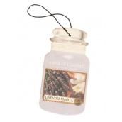 Yankee Candle Lavender Vanilla Car Jar