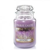 Yankee Candle Lavender Geurkaars Large Jar Candle (150 branduren)