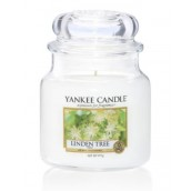 Yankee Candle Linden Tree Medium Jar