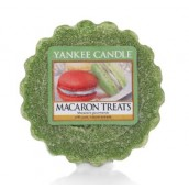 Yankee Candle Macaron Treats Wax Tart