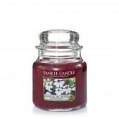 Yankee Candle Madagascan Orchid Geurkaars Medium Jar Candle (90 branduren)