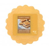 Yankee Candle Magic Cookie Bar Wax Tart