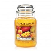 Yankee Candle Mango Peach Salsa Geurkaars Large Jar Candle (150 branduren)