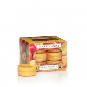 Yankee Candle Mango Peach Salsa Tea Lights (6 branduren)