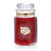Yankee Candle Merry Berry Linzer Large Jar