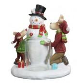 Yankee Candle Merry Moose Votive Holder