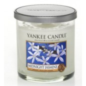 Yankee Candle Midnight Jasmine Small Pillar