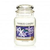 Yankee Candle Midnight Jasmine Geurkaars Large Jar Candle (150 branduren)