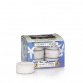 Yankee Candle Midnight Jasmine Tea Lights (6 branduren)