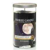 Yankee Candle Midsummer's Night Medium Pillar