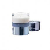 Millefiori Selected Silver Spirit Scented Candle