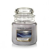 Yankee Candle Moonlight Geurkaars Medium Jar Candle (90 branduren)