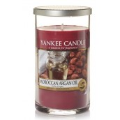 Yankee Candle Moroccan Argan Oil Medium Pillar