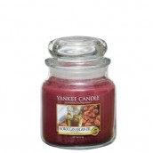 Yankee Candle Moroccan Argan Oil Geurkaars Medium Jar Candle (90 branduren)