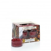 Yankee Candle Moroccan Argan Oil Tea Lights (6 branduren)