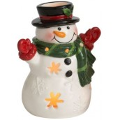 Yankee Candle Mr Frost Tea Light Holder