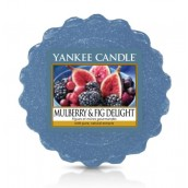 Yankee Candle Mulberry & Fig Delight Wax Tart