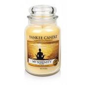 Yankee Candle My Serenity Geurkaars Large Jar Candle (150 branduren)
