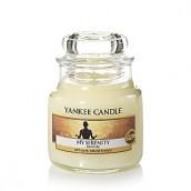 Yankee Candle My Serenity Geurkaars Small Jar Candle (40 branduren)