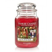 Yankee Candle Nutcracker Large Jar