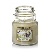 Yankee Candle Olive & Thyme Geurkaars Medium Jar Candle (90 branduren)
